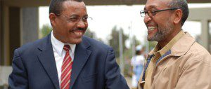Top Business people Raise 20m Br for EPRDF