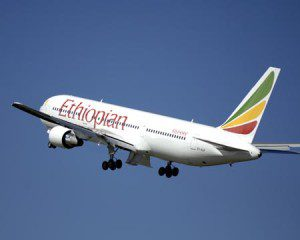 Ethiopian Airlines plans to increase flight frequencies