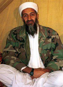 Ethiopian Man arrested for chopping up 'Bin Laden'