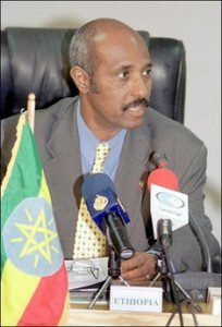 Ethiopia ordered Embassies not to travel without notice