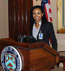 President Obama nominate Ethiopian-American Mimi Alemayehou for Key administration post