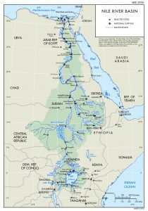 Nile basin states water Ministers to meet in Ethiopia next week