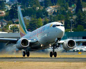Ethiopian Plane Forced to Return to Beirut Due to Rattling Door