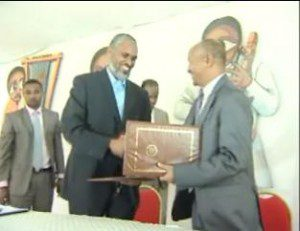 Ethiopia signs peace deal with Ogaden rebel group