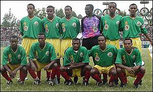 Ethiopia's Chances at CAF 2012 got a boost from Nigeria