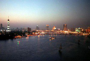 The threat of a water war over the Nile