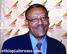 GIRMA WAKE: The man who propelled Ethiopian to great heights – Interview