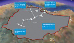 Ethiopian Railway design and survey given to 18 companies