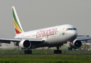 Ethiopian Airlines plans to grow sixfold in the next 15 years