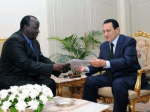 Burundi would never take a position that conflicted with Egypt's interests