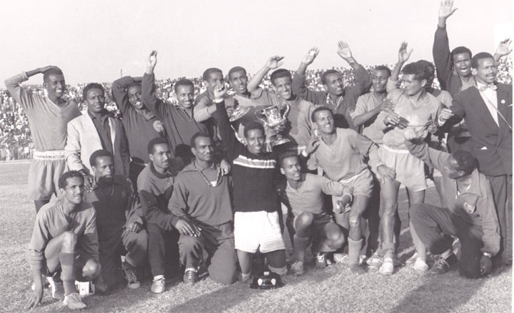 Ethiopian-national-team-after-victory 1962