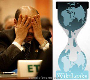 Wikileaks: Rare Meeting with Ethiopian Intelligence Chief Getachew Assefa