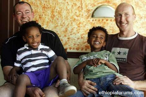 Ethiopian kids adoption