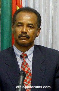 Wikileaks : Isaias Aferwerki was busy with trying unseat Meles Zenawi