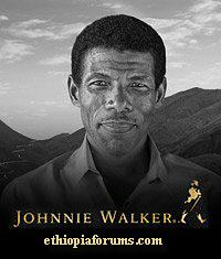 Ethiopian sport fans not happy on Haile and Johnnie Walker 100,000 Agreement