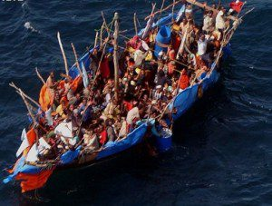 Several Ethiopian migrants feared drowned off Yemen coast