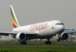 Ethiopian New Boeing 777 collides with Emirates plane