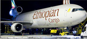 """Ethiopian Airlines Cargo Wins """"AFRICAN CARGO AIRLINE OF THE YEAR"""" Award"""