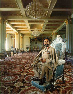 His Majesty Haile Selassie named one of a style icon