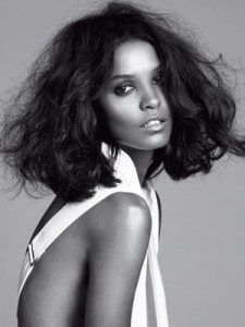 Desert Flower Star Liya Kebede Interview