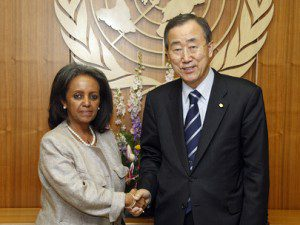 Secretary-General Appoints Sahle-Work Zewde of Ethiopia  as Director-General, United Nations Office at Nairob