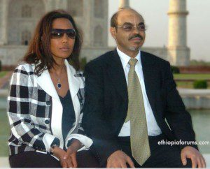 Meles Zenawi to build 80 million birr lavish residence