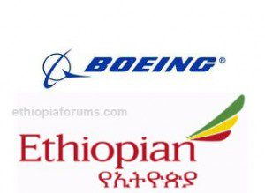 Boeing and Ethiopian Airlines Sign 777 Component Services Agreement