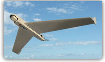Boomerang unmanned air vehicle