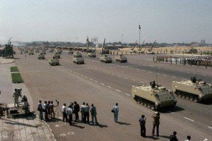 Egypt military preparing for War with Ethiopia?