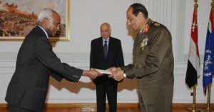 Eritrea to support Egypt on Nile River water share