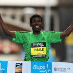 Haile Gebrselassie wins Great Manchester Run for the 4th time