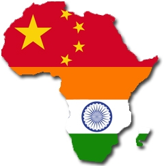'No scramble for Africa between India & China'