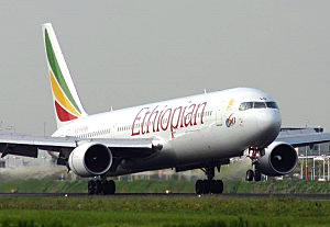 Ethiopian Airlines to lease Boeing 777 freighters