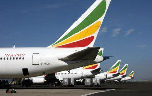 Ethiopian Airlines resumes partial flight to destinations affected by volcano