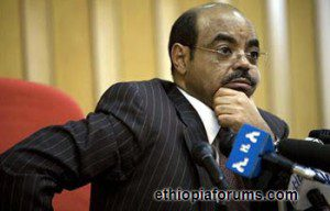 Meles Zenawi named one of The world's enduring dictator by CBS News