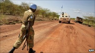 Ethiopia offers peacekeepers to sudan