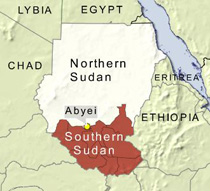 Ethiopian peacekeepers to arrive in contested Sudan region of Abyei on Friday