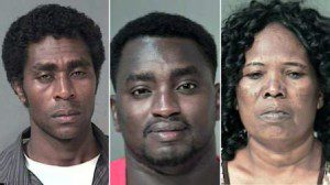 3 Eritreans arrested over fake bomb at Phoenix airport ( VIDEO )
