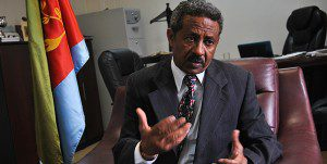"""Eritrea : We are not the """"Bad boy"""""""