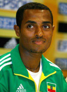 Kenenisa Bekele will not compete in 5,000 to focus on London Olympics