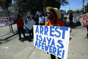 Protesters crash Eritrean culture festival in Oakland