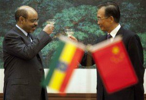 China gives Ethiopia us$500 million loan