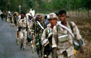 Thousands of Eritreans flee forced conscription