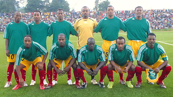 Ethiopian Football Team