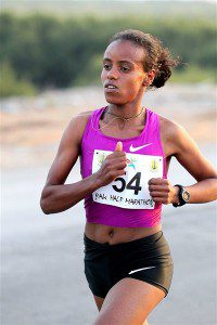 Ambitious Mare Dibaba looking for Ethiopian Olympic spot in Toronto