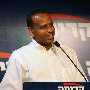 Deputy Speaker of Israel's parliament, or Knesset, Shlomo Molla