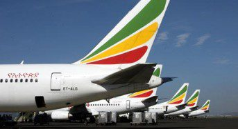 Ethiopian Airlines Concerned by The Current Economic Situation of The World
