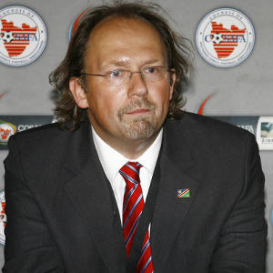 Tom Saintfiet head coach of Ethiopia