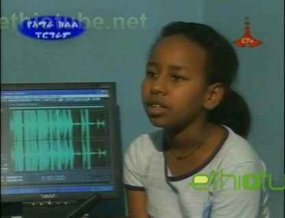 12 years old Bethlehem Dessie mesmerizes audience at GEW Ethiopia Forum