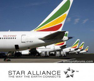 Ethiopian Airlines to officially stamp its Star Alliance
